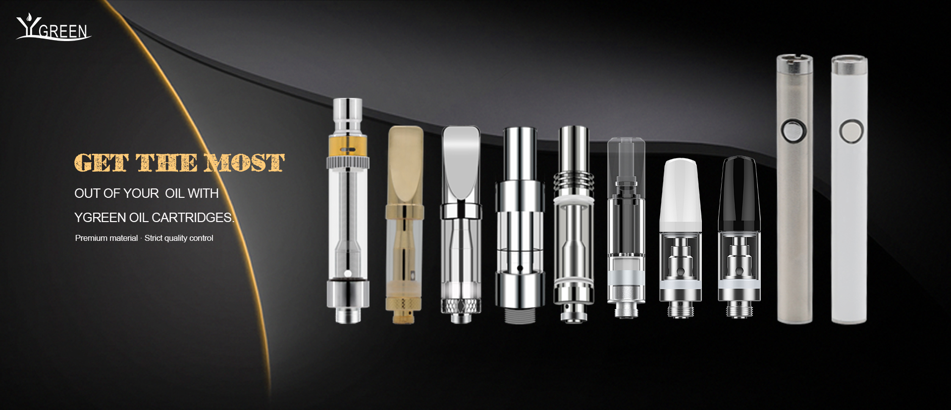 medical vape devices Cartridge